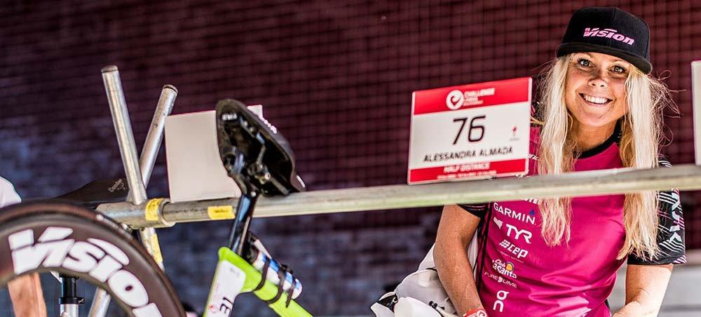 F2C Nutrition Pro Triathlete - Michelle Vesterby