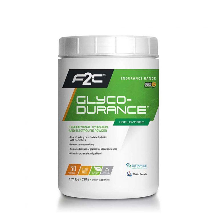F2C Nutrition - Glyco-Durance