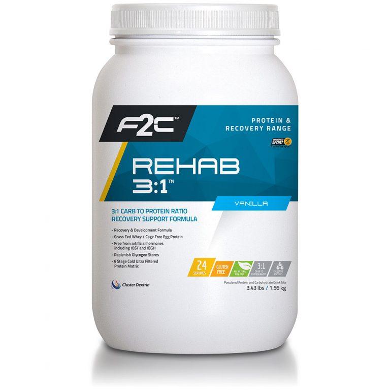 F2C Nutrition - Rehab 3:1