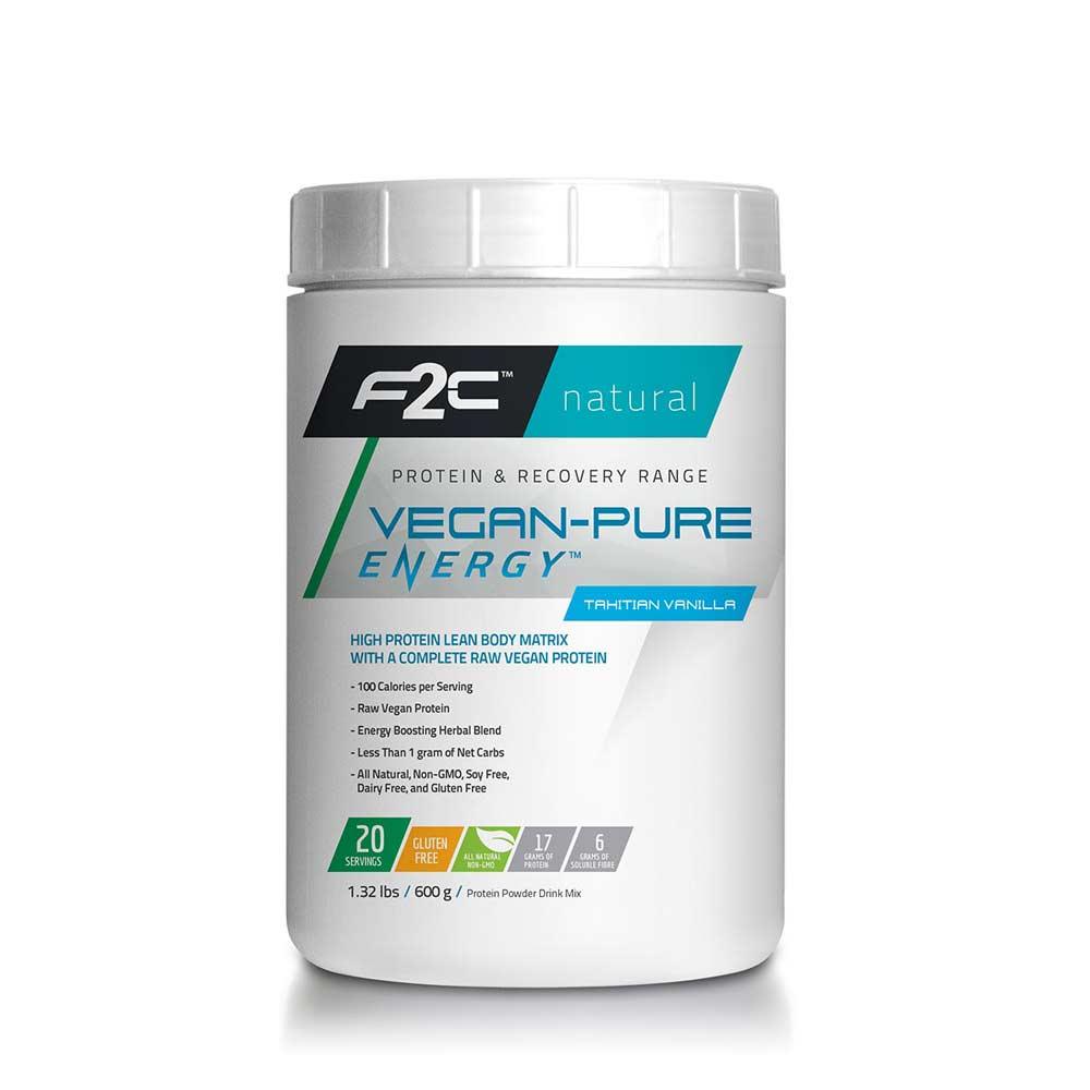 F2C Nutrition - Vegan-Pure Energy