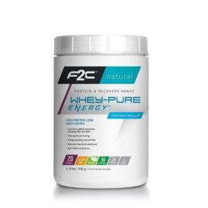 NATURAL WHEY-PURE ENERGY™