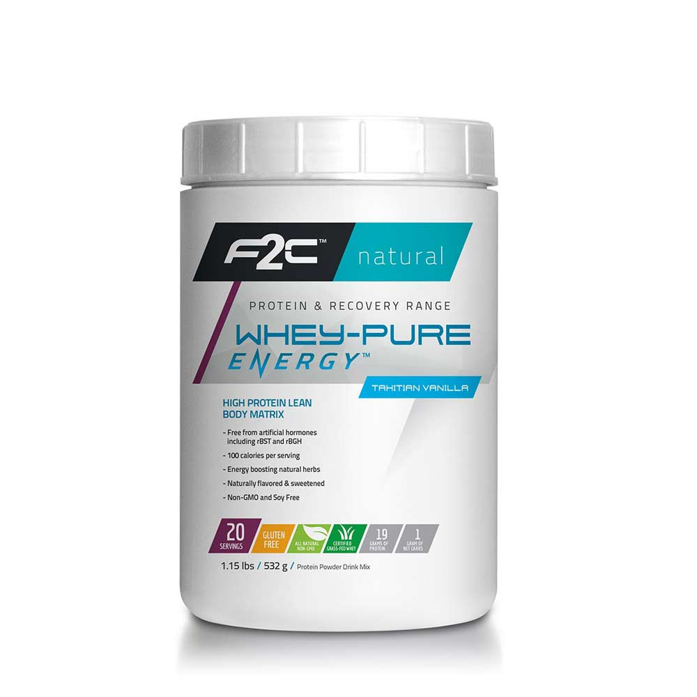 F2C Nutrition - Whey-Pure Energy