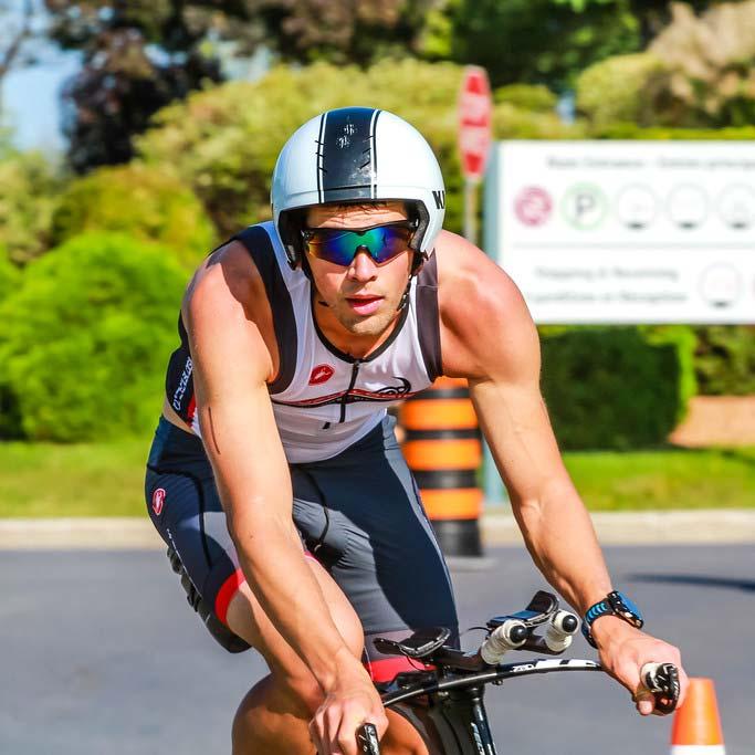 Jordan Monnink - F2C Pro Triathlete