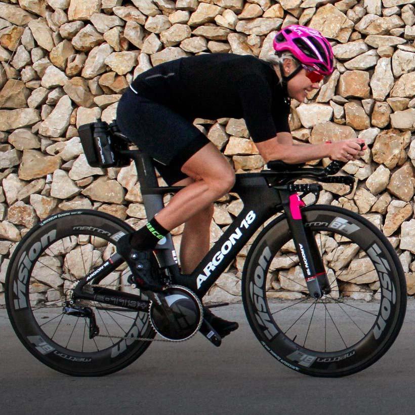 Michelle Vesterby - F2C Pro Athlete