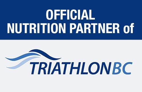 Official Triathlon Partner of Triathlon BC