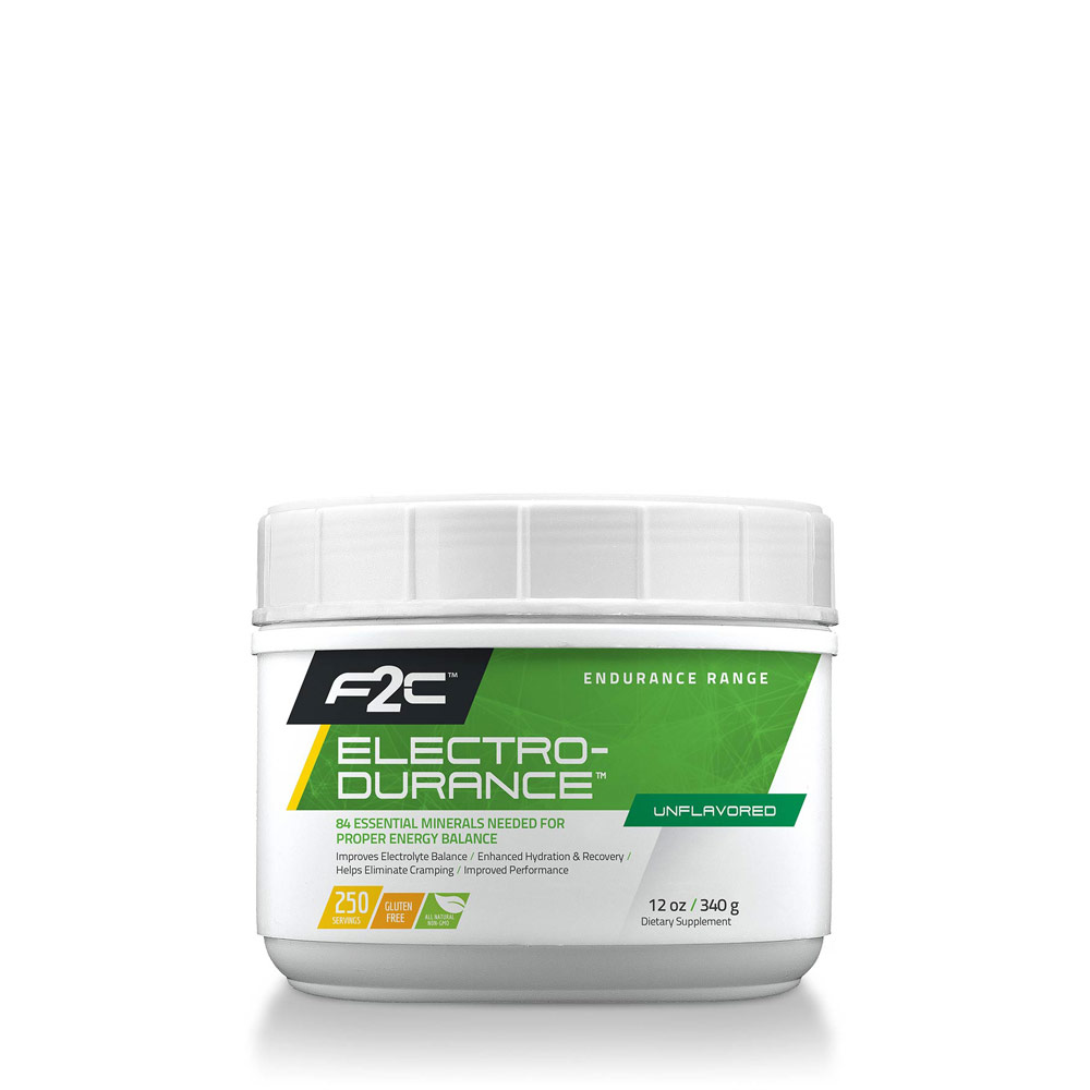 F2C Nutrition - Electro-Durance