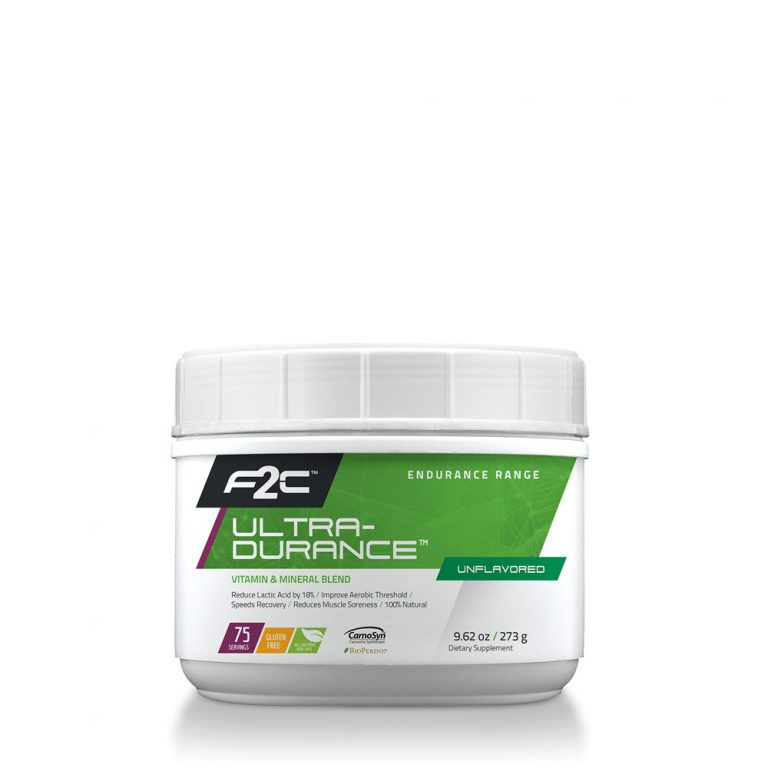 F2C Nutrition - Ultra-Durance